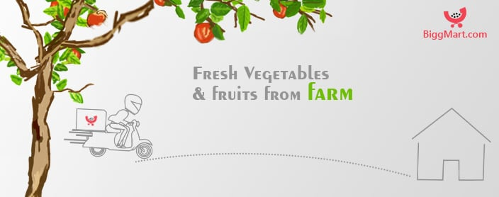 Fresh Fruits & veggies