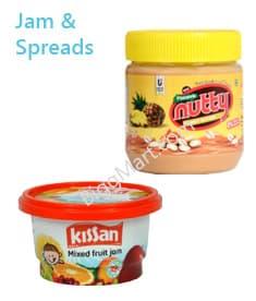 Jam & Spreads