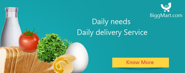 Daily Needs Daily Delivery