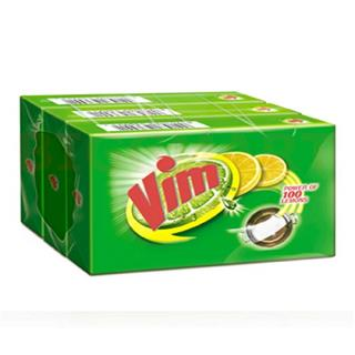 Vim Bar Pack Of 3 (3X130 GM) (390 gm)