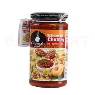 Chings Chutney Schezwan (250 Gm Jar)