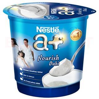 Nestle Dahi A+ (400 gm)