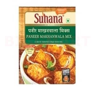 Suhana Paneer Makhanwala Mix Express Cook (50 gm)
