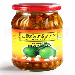 Mothers Recipe Pickle Panjabi Mango (400 Gm Jar)