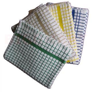 Waffle Kitchen Towel Pack of 3 ( 33cm*33cm) (1 Set)