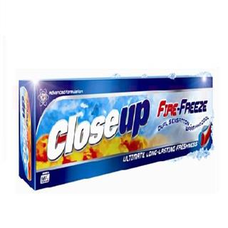 Close Up Tooth Paste Fire Freeze (150 gm)