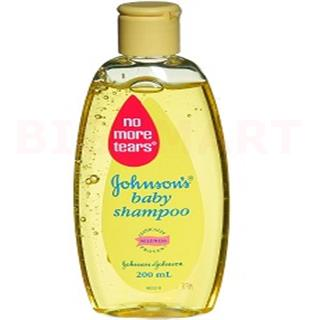 Johnson & Johnson Baby Shampoo (60 ml)