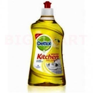 Dettol Healthy Kitchen Dish & Slab Gel Lemon Fresh (750 ml)