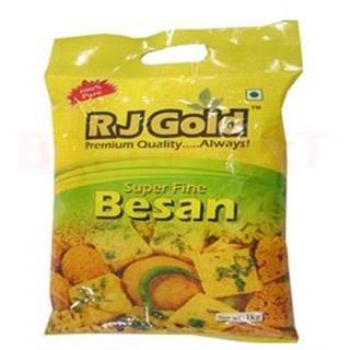 Rj Gold Besan (1 kg)
