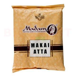 Madam Makai Atta (500 gm)