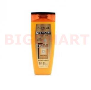 Loreal Paris 6 Oil Nourish Shampoo (75 ml)