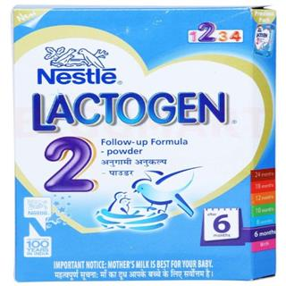 Nestle Lactogen Infant Formula Powder Stage 2 (400 gm)