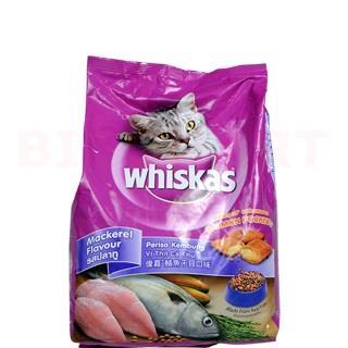 Whiskas Mackerel Flavour Pouch (1.4 kg)