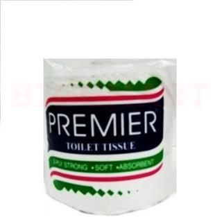 Premium Toilet Tissue Paper (4 pcs)