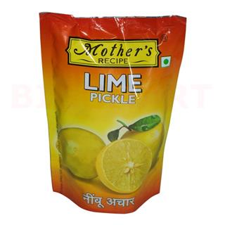 Mothers Recipe Pickle Lime (200 gm Pouch)