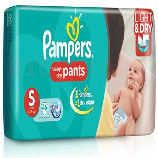 Pampers Pants S (46 pcs)