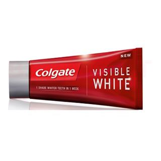 Colgate Toothpaste Visible White (50 gm)