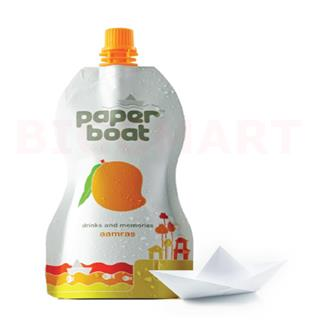 Paper Boat Drink Aamras (250 ml)