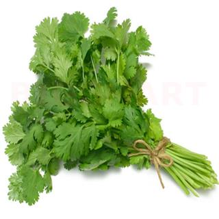 Coriander Leaves Green (Grade 1) (1 (aprox 400gm) pcs)