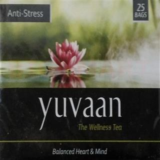Yuvaan Anti Stress Tea (25 pcs)