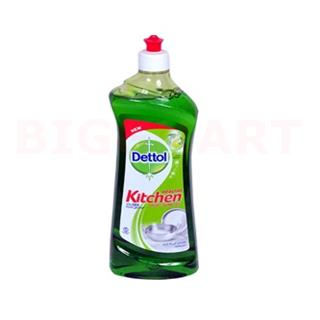 Dettol Kitchen Dish & Slab Gel Lime Splash (400 ml)