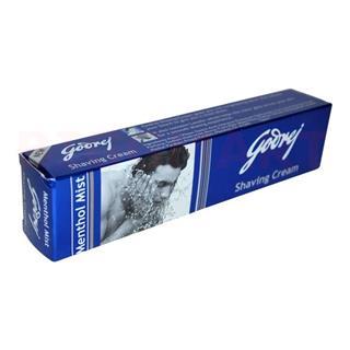 Godrej Shaving Cream Cool Menthol (78 gm)