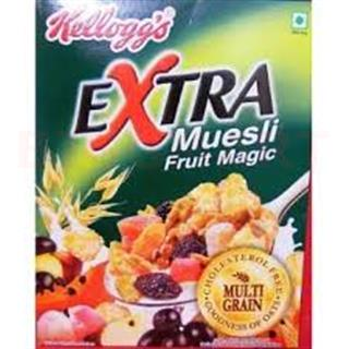 Kelloggs Extra Muesli Fruit Magic (550 gm)
