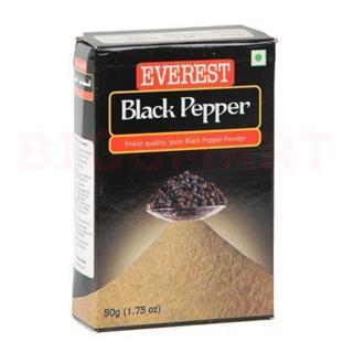 Everest Black Pepper Powder (50 gm)