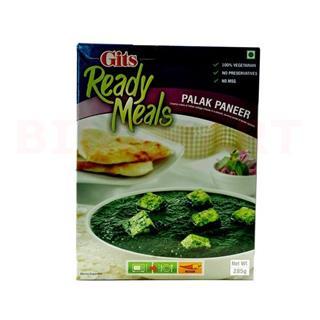 Gits Ready Meals Palak Paneer (285 gm)