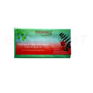 Patanjali Detergent Cake With Herbs (250 gm)