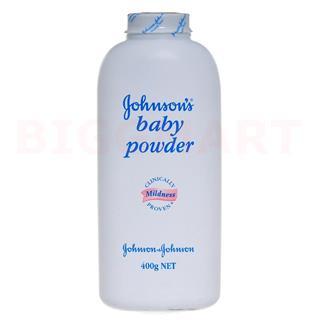 Johnsons Baby Powder 400gm (400 gm)