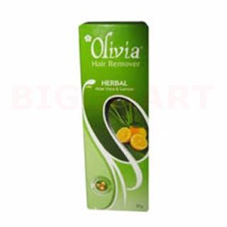 Olivia Hair Remover Herbal Aloe Vera & Lemon (40 gm)