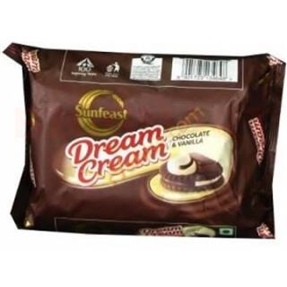 Sunfeast Dream Cream Chocco Vanilla (150 gm)