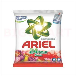 Ariel Detergent Powder Complete Plus 24 Hour Fresh (2 kg)