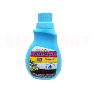 Patanjali Somya Liquid Detergent (500 ml)