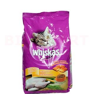 Whiskas Chicken Flavour Pouch (1.4 kg)
