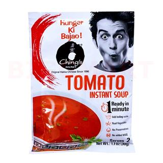 Chings Secret Instant Soup With Tomato Noodles (40 gm)