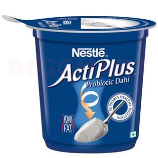 Nestle ActiPlus Dahi (400 gm)