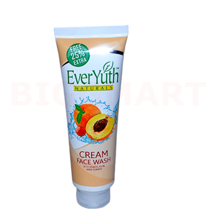 Everyuth Naturals Face Wash Cream (50 gm)