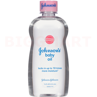 Johnsons Baby Oil (50 ml)