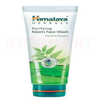 Himalaya Face Wash Purifying Neem (100 ml)