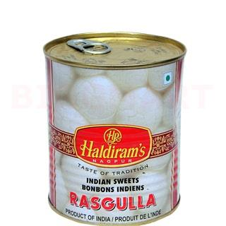 Haldiram Rasgulla (1 kg)