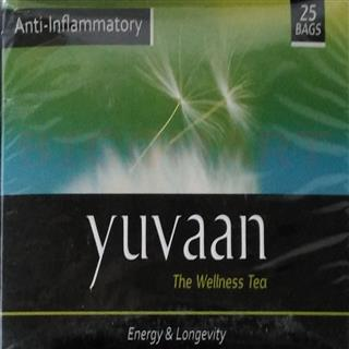 Yuvaan Anti Inflammatory Tea (25 pcs)