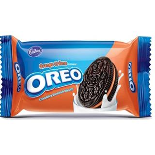 Cadbury Biscuits Oreo Orange Creme (60 gm)