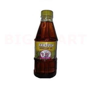 Sarsola Mustard Oil (500 ml)