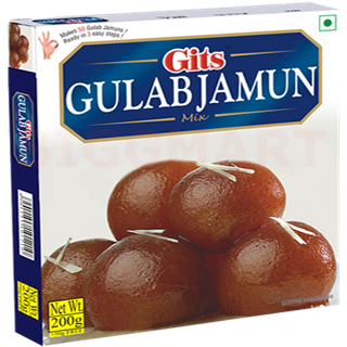 Gits Mix Gulab Jamum (200 gm)