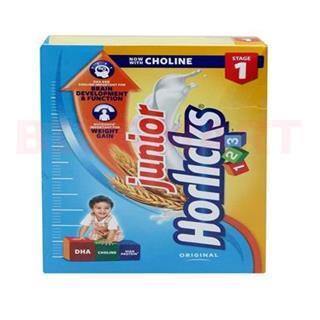 Horlicks Junior Health Drink Original (Stage 1) (200 gm)