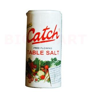 Catch Table Salt Iodized (200 gm Tin)
