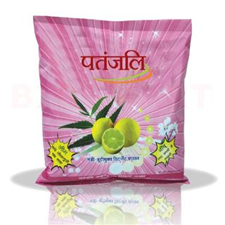 Patanjali Detergent Powder Neem & Lemon (500 gm)