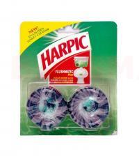 Harpic Flushmatic Tray Twin Blue (100 gm)